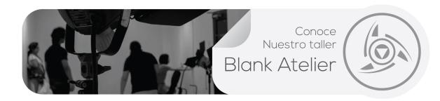 Blank Atelier, Conocenos