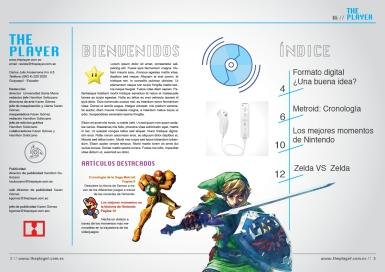 The Player, Zelda Vs Zelda